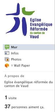 EERV sur Facebook